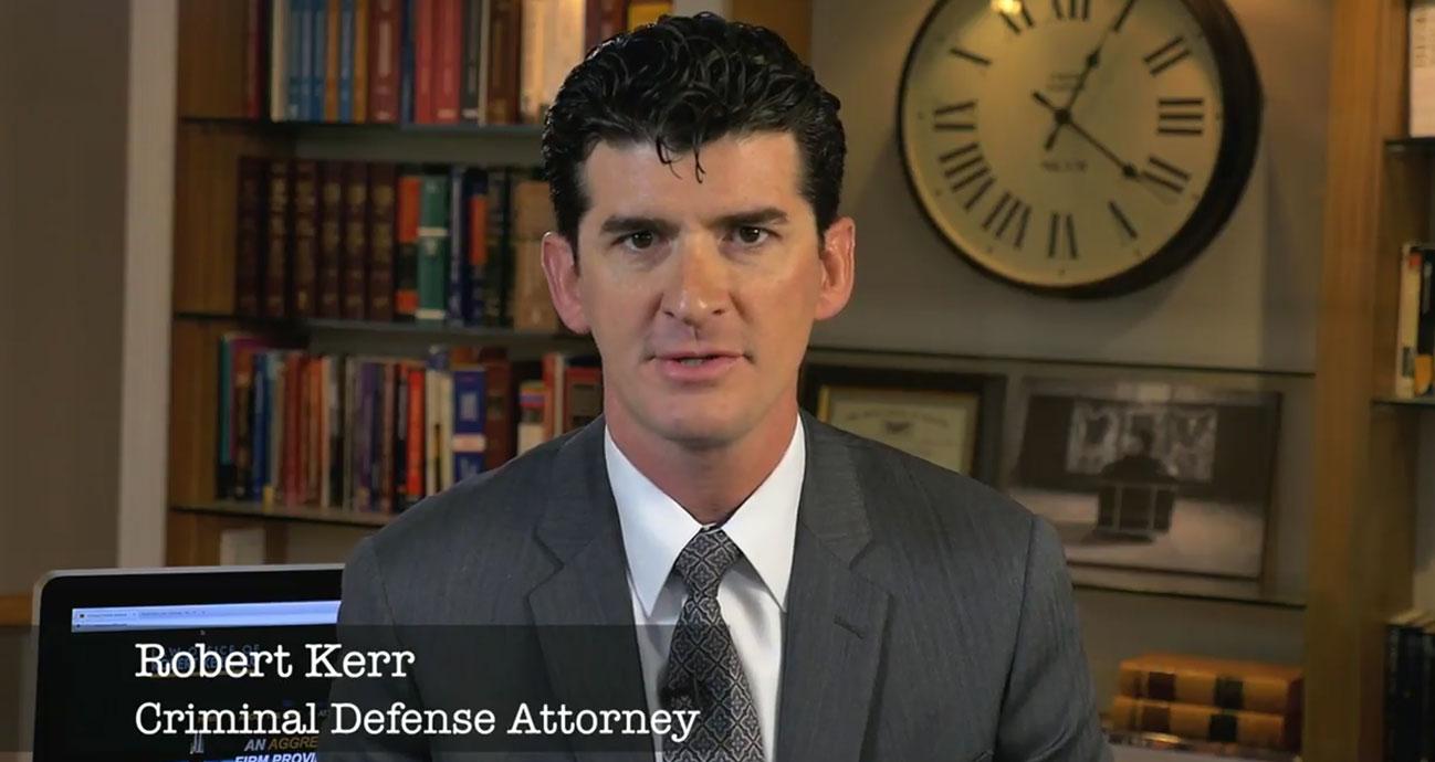 Criminal Defense Lawyer | Chicago, IL | Robert Kerr